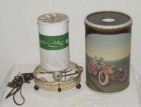 Beautiful, Vintage Econolite Antique Car Motion Lamp #768